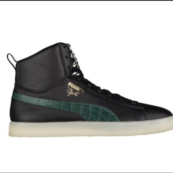 48a50c77eda2 Puma Clyde Mid Zamunda sneakers Men. M 5ba2821c5098a0bb42e48615